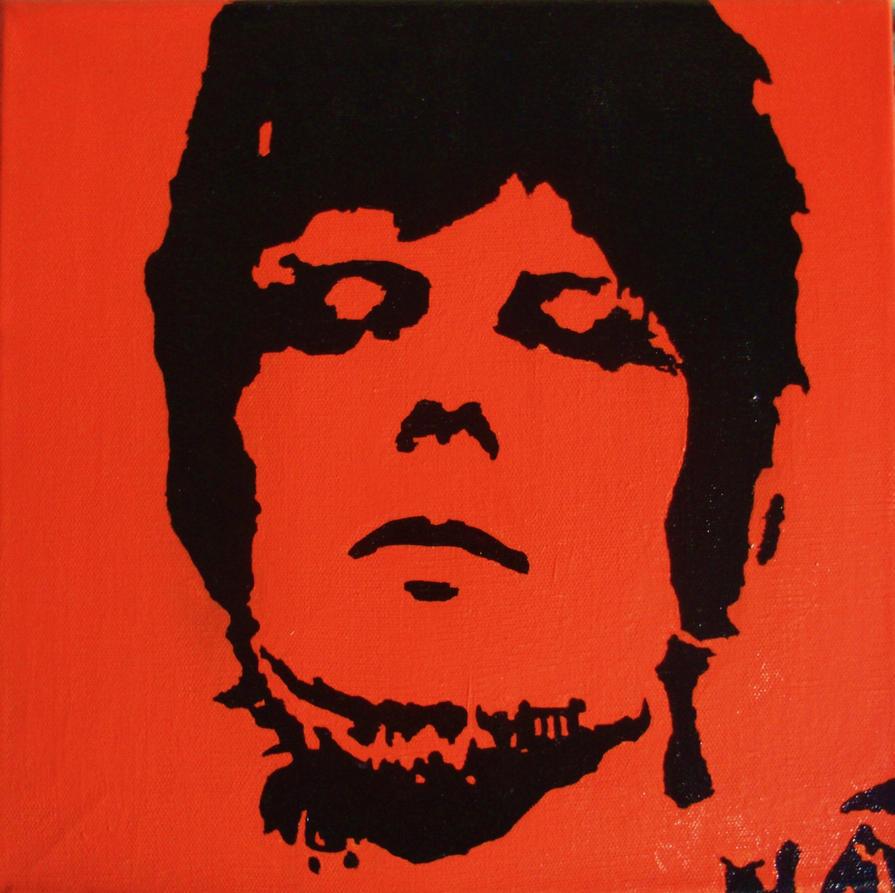 David Bowie Pop Art 2 by brotherjoon21 on DeviantArt