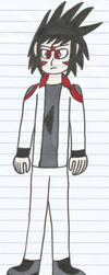 (autobot Arashi) Wildstrike Gem Form by shawnventura