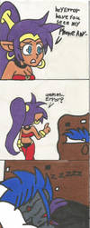 Sleeping Error Page 1 by shawnventura