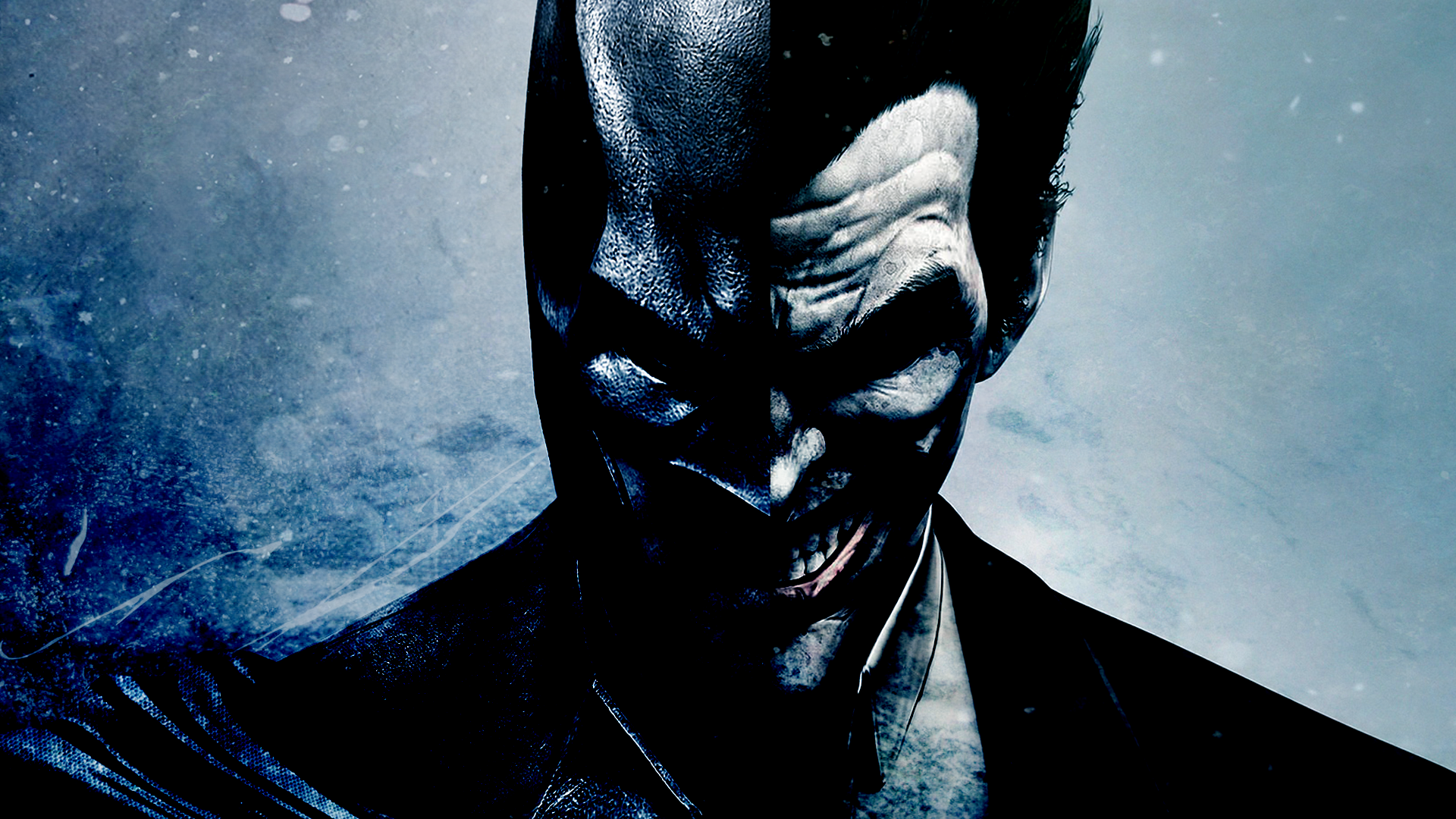 Batman Wallpaper - Batman VS Joker Ver2 by eziocaval on ...