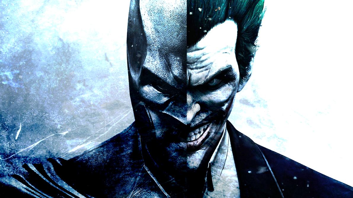 batman wallpaper - batman vs joker ver3eziocaval on deviantart