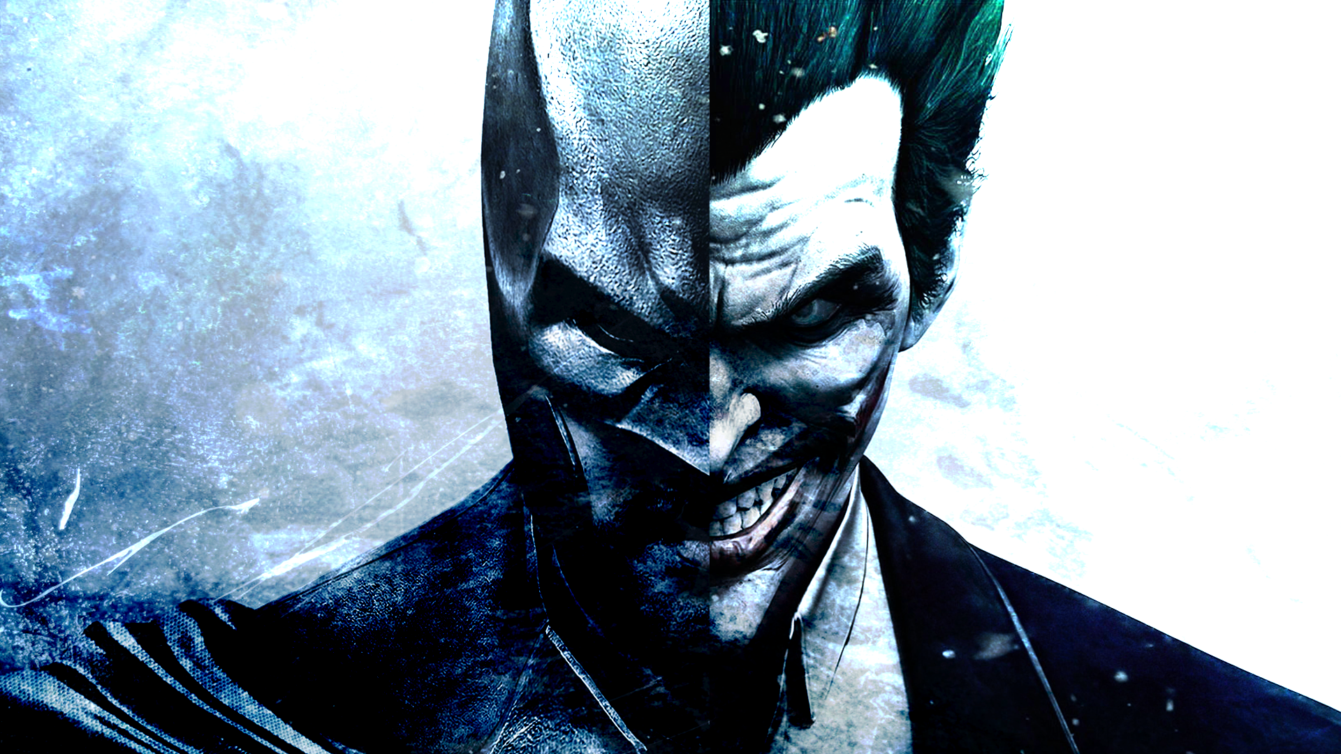 Batman and joker double pen harley quinn bukakke hoe 2