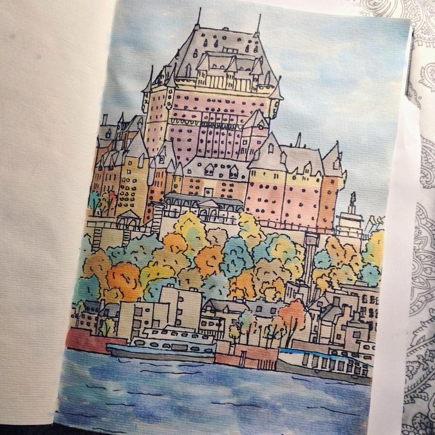 Quebec by VanessaCake
