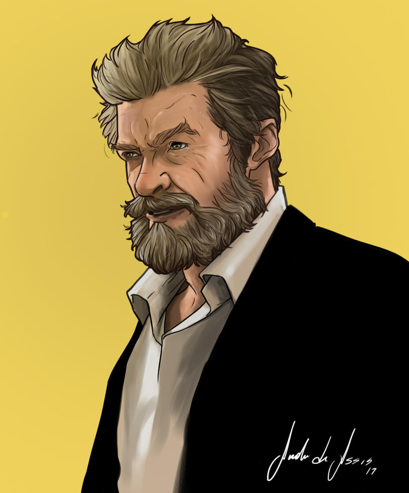 Wolverine by andre-assis