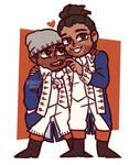 Hercules and Lafayette