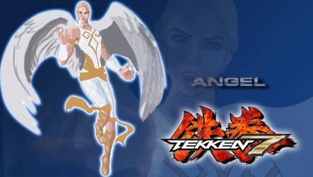 Angel - Tekken 7 FR CHARACTER REVEAL (W.I.P) by wabi777