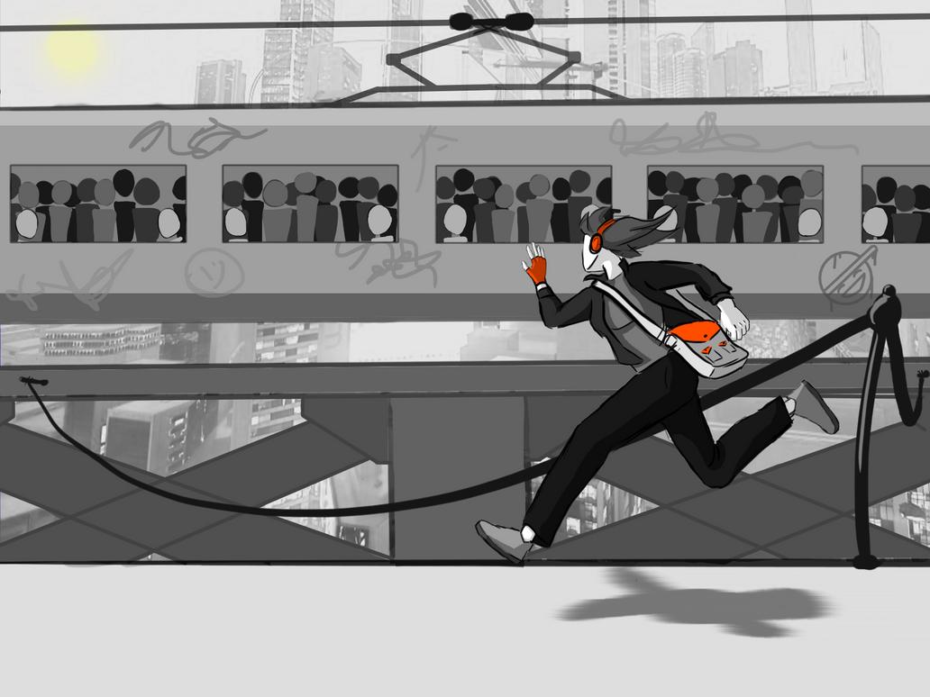 Mail Run by Pandaplex