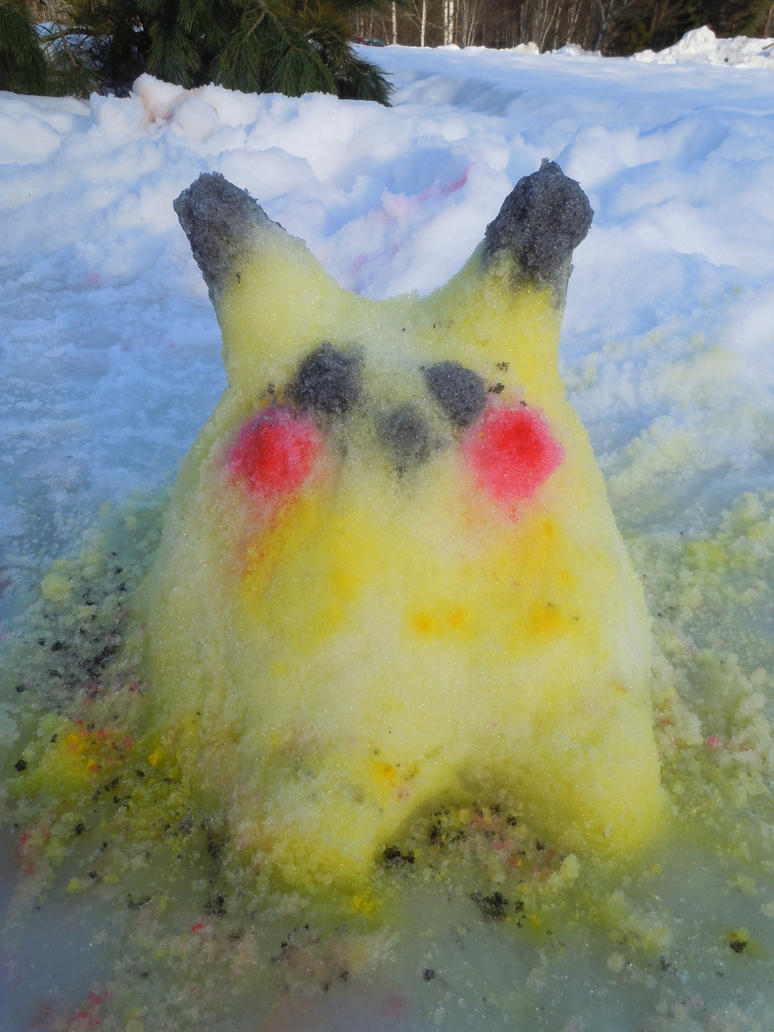 Lumi pikachuko by NatsuTheNinza