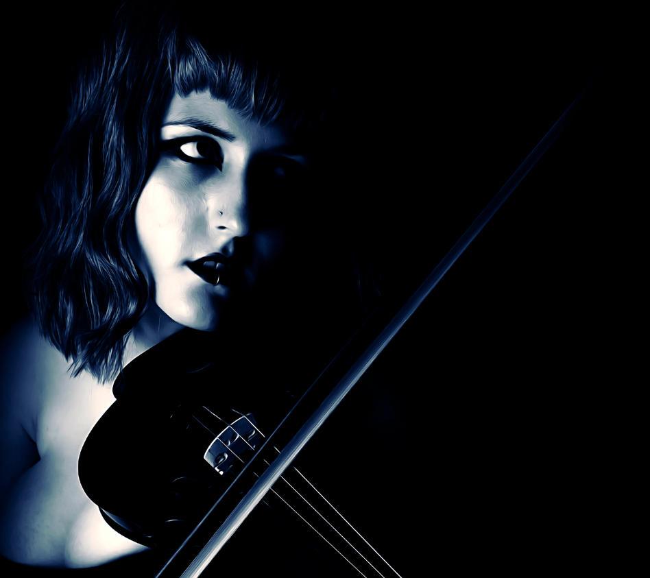 music calms the soul by PaulCastleton