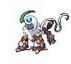 Pokemon Sprite Splice: Umsoltran by RabidMagikarp