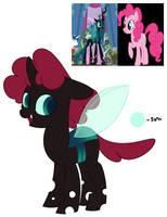 Adoptable Next Gen: Pinkie Pie X Chrissy by MissMele-Madness