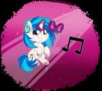 Pony Life: Vinyl Scratch/ DJPon3