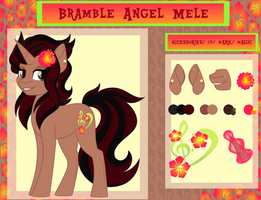 Bramble Angel Mele Reference Guide ~ 2020
