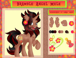 Bramble Angel Mele Reference Guide ~ 2021