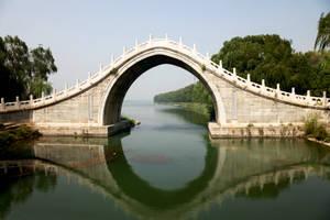 Bridge in China by petronellavanree