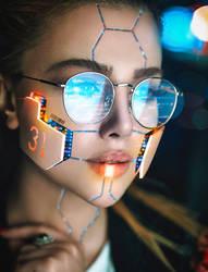 Cyber Woman