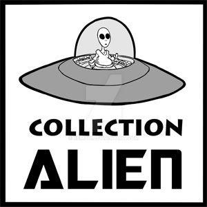 Logo Collection Alien logo