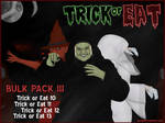 Trick or Eat - pack 3
