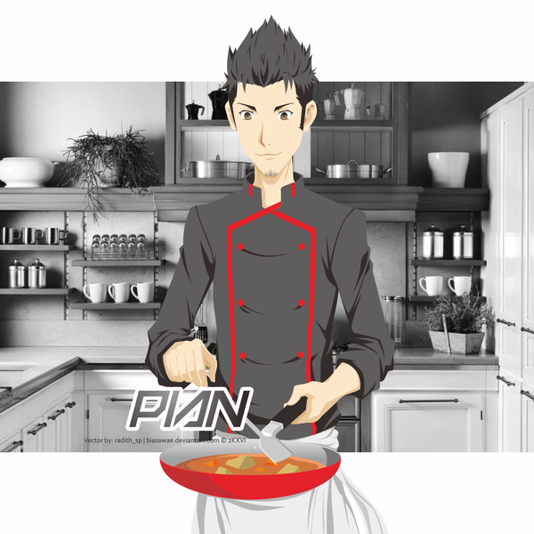 Chef Pian by biasawae
