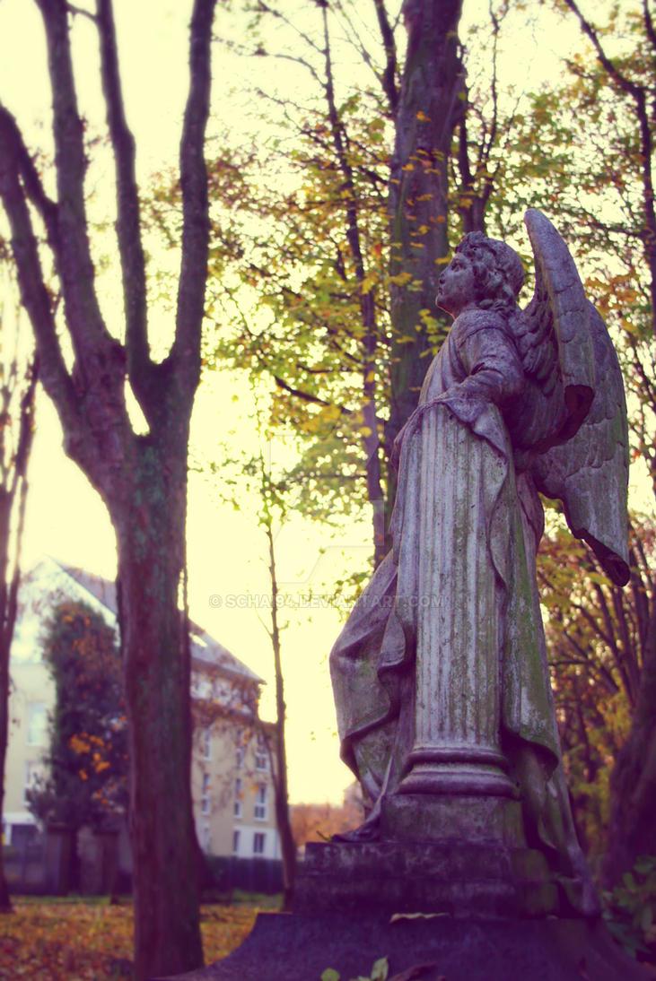 Autumn Angel by Schai94