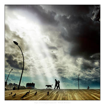 Age of Enlightenment by gilad