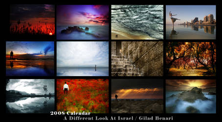 A Different Look At Israel 08 by gilad