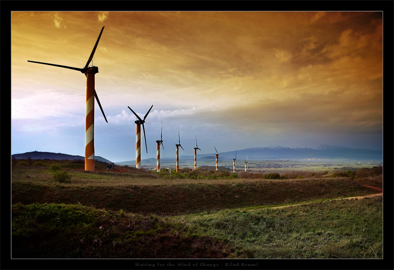 Waiting for the Wind of Change by gilad on DeviantArt