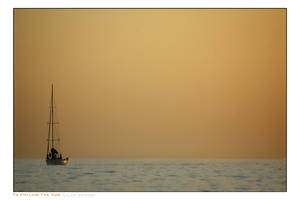 To Follow The Sun by gilad