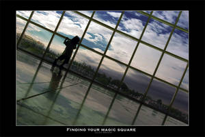 Finding your magic square by gilad