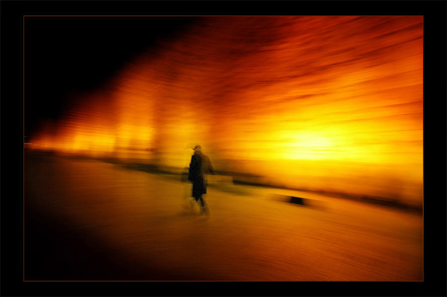 Do it alone by gilad