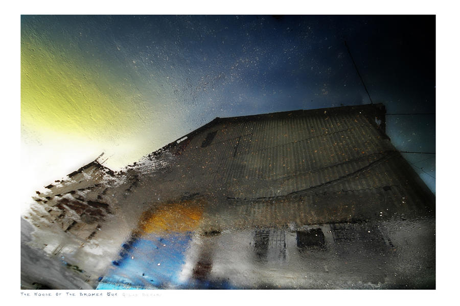 The house of the broken sun by gilad
