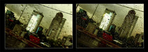 Rain Prespective by gilad