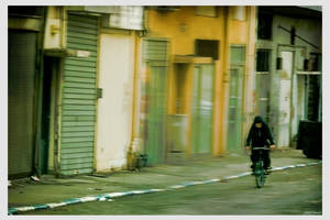 Out on the streets by gilad