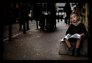 Left to my own devices by gilad