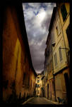 On the streets of Marseilles
