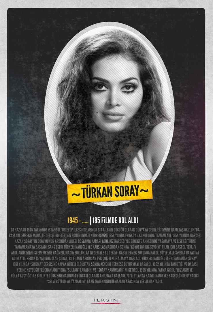 Turkan Soray by ilksin