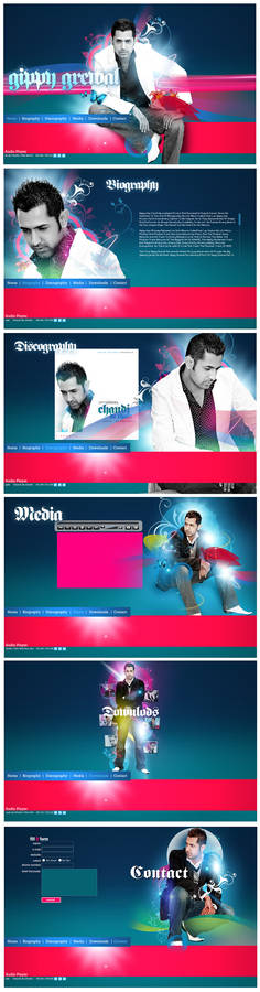 Gippy Grewal Official Website