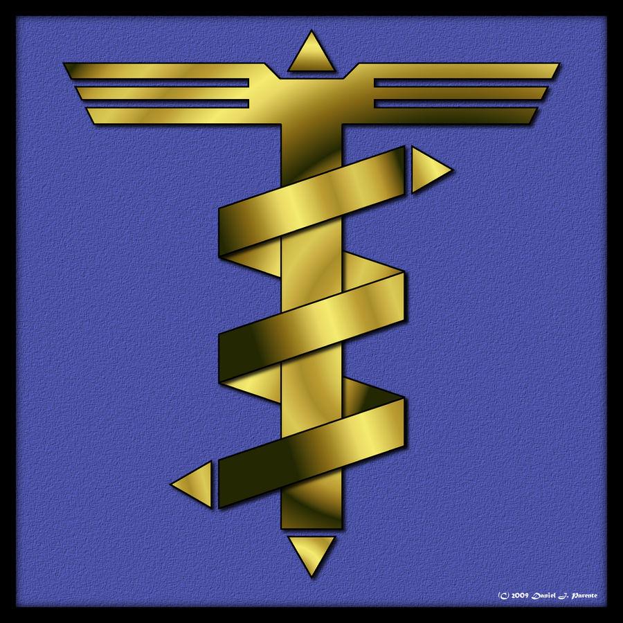 Medical Emblem of an Engineer