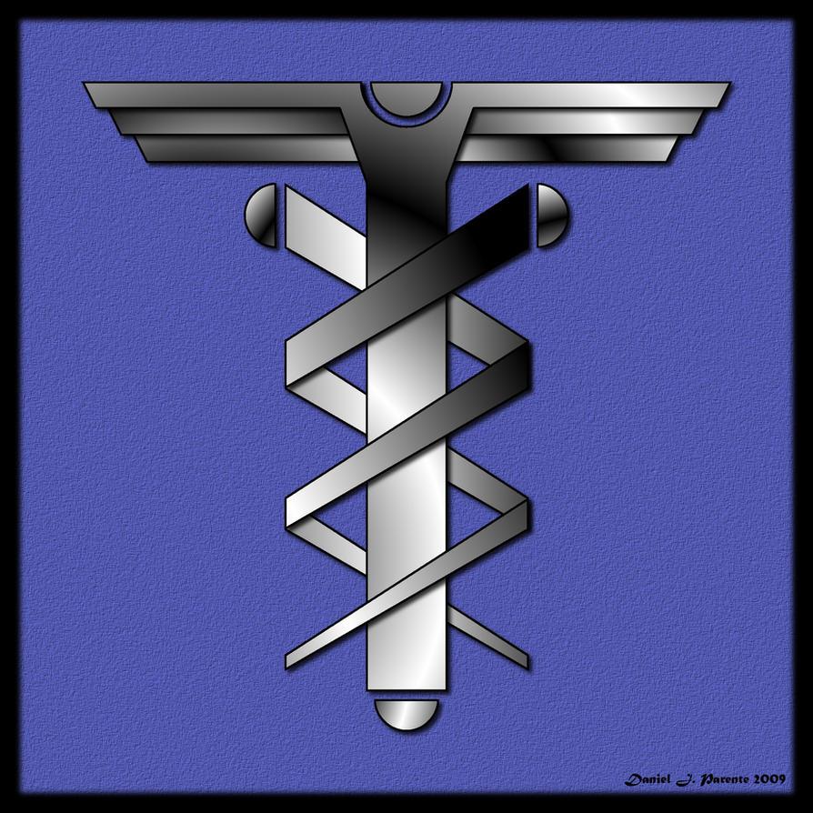 Emblem of the Healing Arts by SocratesJedi