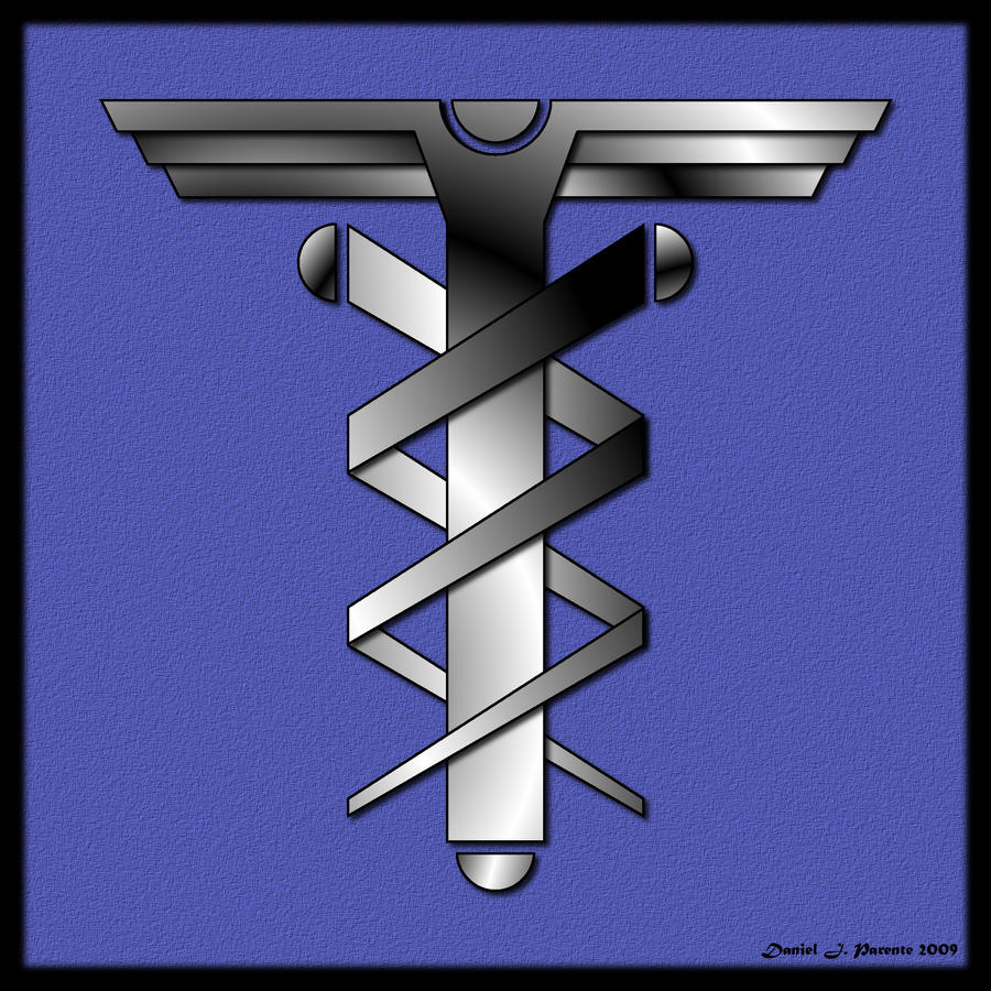 Emblem of the Healing Arts