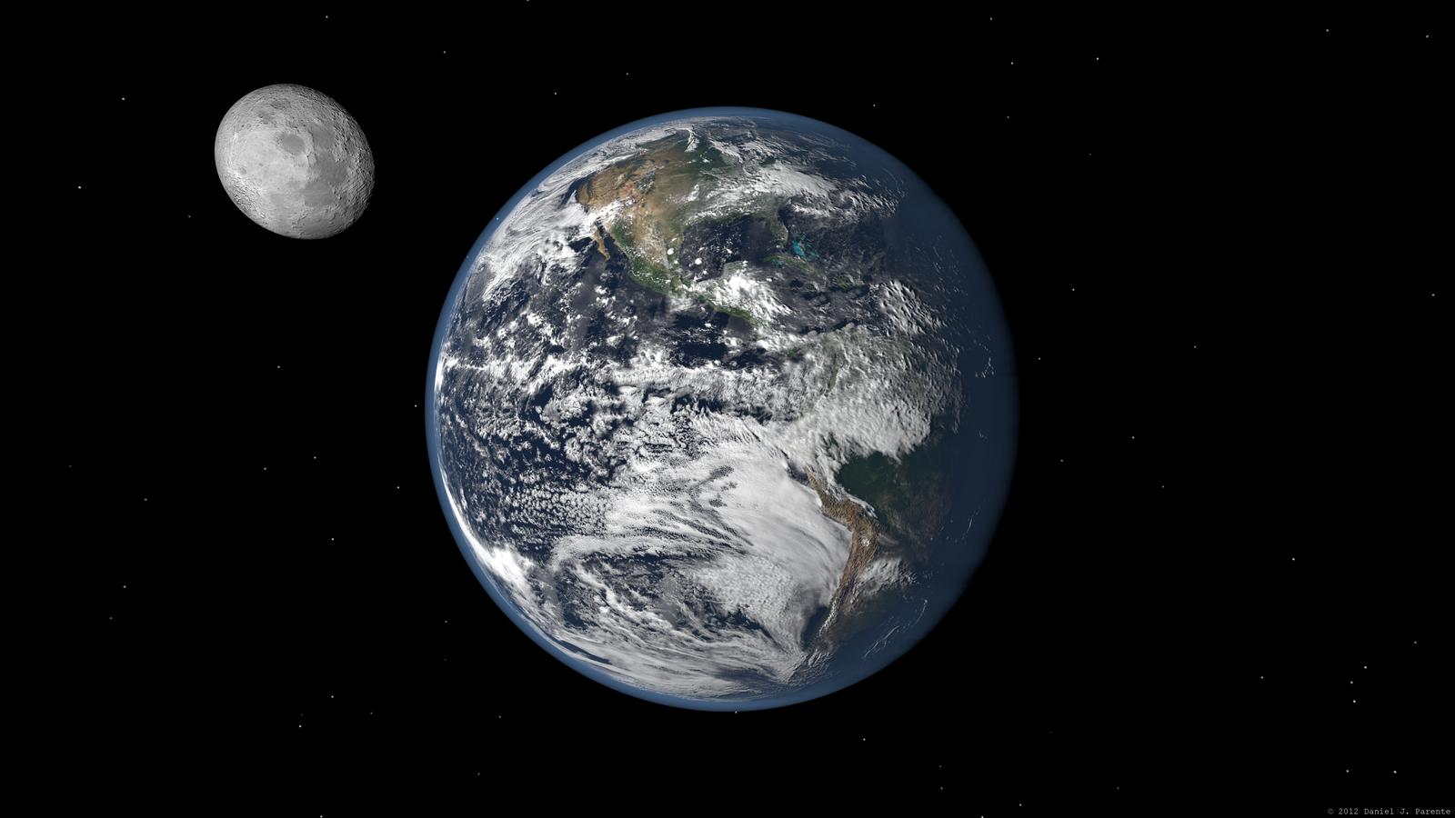 The Terran System by SocratesJedi