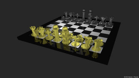 The Chessboard by SocratesJedi