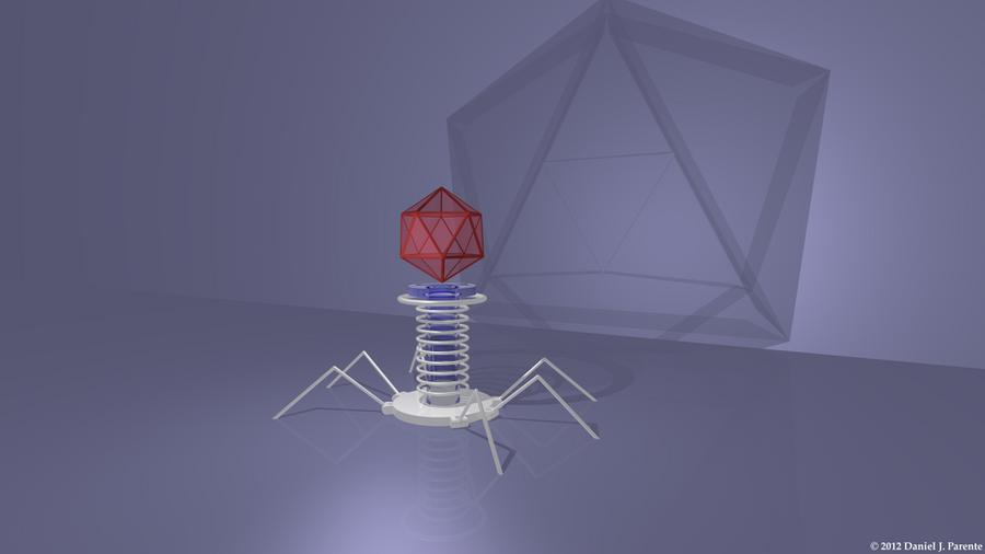 The Phage by SocratesJedi