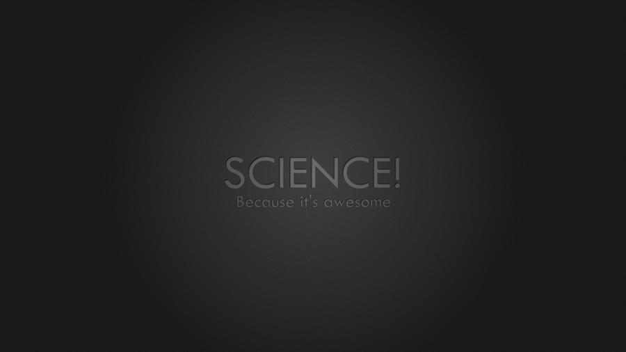 Science! (Widescreen Wallpaper) by SocratesJedi