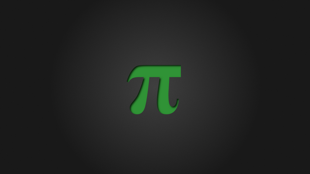 Pi Wallpaper by SocratesJedi