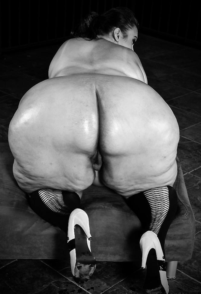 Фото порно супер жирных