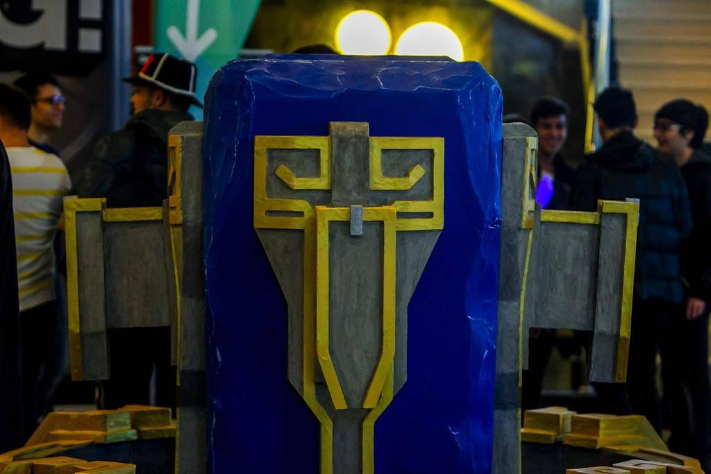 Nexus League of Legends by TheGoblinFactory