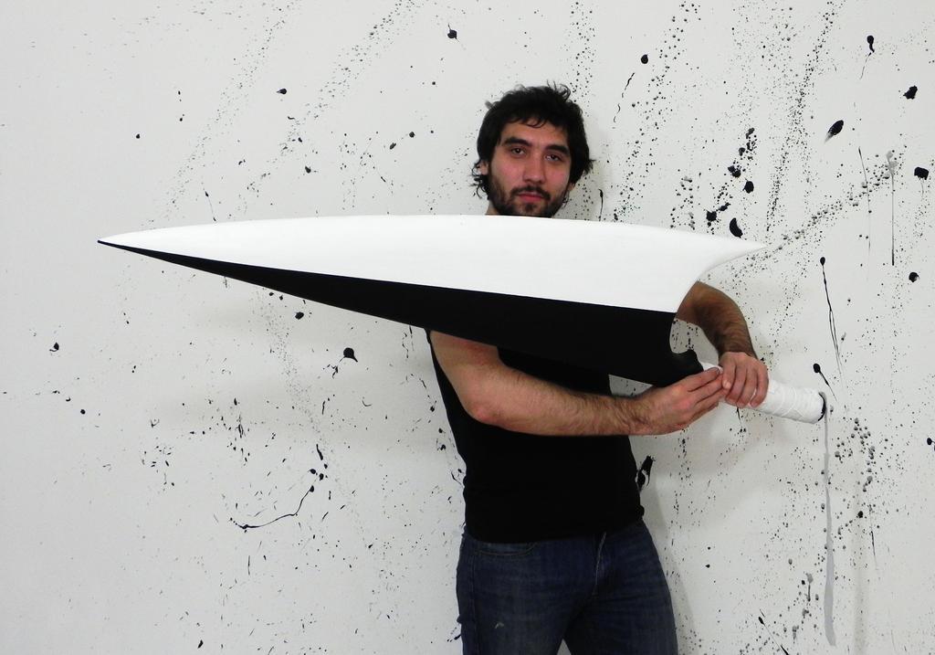Zangetsu sword. by TheGoblinFactory