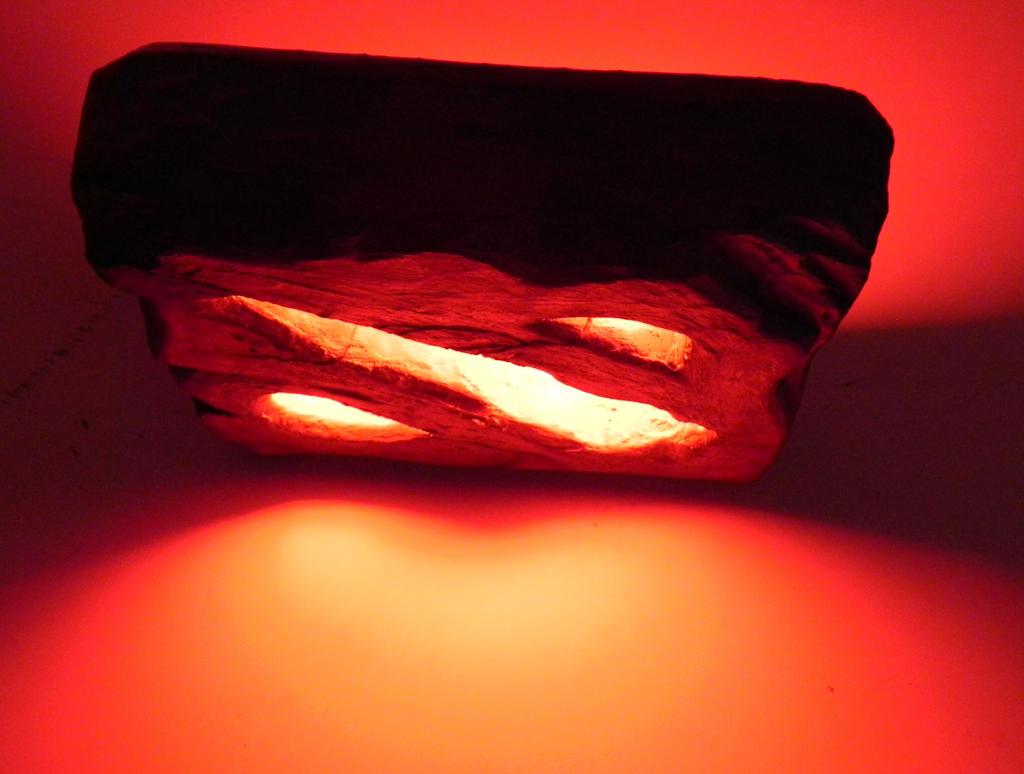 Dota 2 night lamp by TheGoblinFactory