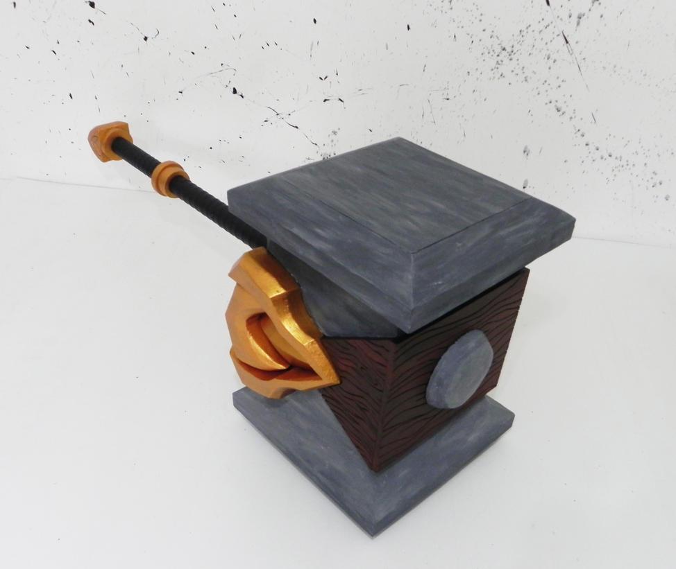 Poppy hammer League of Legends by TheGoblinFactory